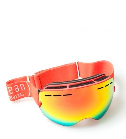 Ocean Sunglasses Snow glasses Matterhorn red, orange