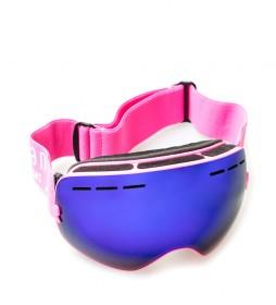 Ocean Sunglasses Gafas de nieve Cervino rosa, azul