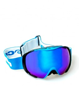 Ocean Sunglasses Snow glasses Lost blue with blue revo