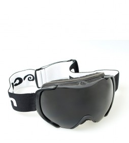 Ocean Sunglasses Snow glasses Lost black with smoke glass