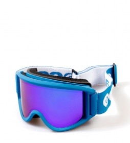 Ocean Sunglasses Snow goggles Mammoth blue with smoke glass
