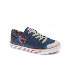 Zapatillas Denim 963111 azul