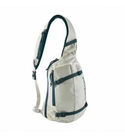 Patagonia Atom Sling shoulder bag beige, green / 8L / 286g / 36x24x45cm