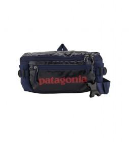 Patagonia Riñonera Waist Pack negro / 15.2x41.9x10.1cm / 5L /