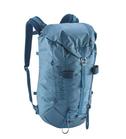 Patagonia Ascensionist Backpack S/M blue / 30L / 670g / 28x53x15 cm