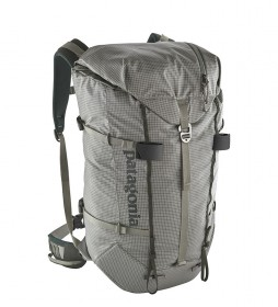 Patagonia Ascensionist Backpack S/M grey / 40L / 920g / 30.5x57x18 cm