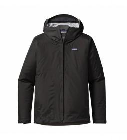 Patagonia Torrentshell waterproof jacket black / 346g / H2No