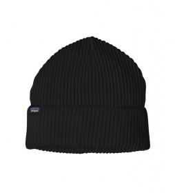 Patagonia Fishermans Rolled Black Hat / 102g