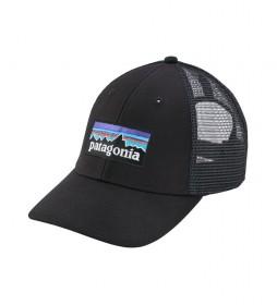 Patagonia Cap P-6 Logo LoPro Trucker black / 85g