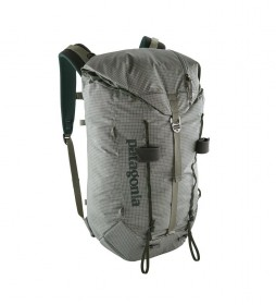 Patagonia Ascensionist Backpack S/M grey / 30L / 670g / 28x53x15 cm