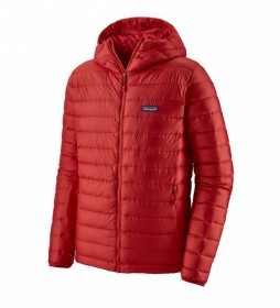 Patagonia Down Jacket Sweater red / 428g