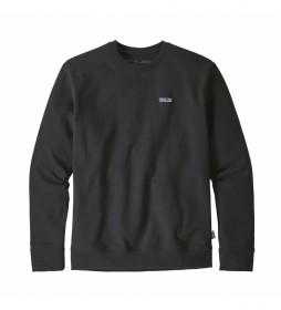 Patagonia Sweatshirt P-6 Label Uprisal Crew black