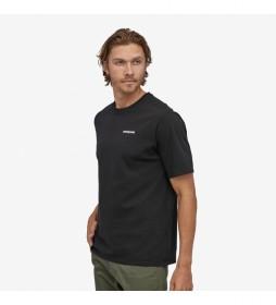 Camiseta Men's P-6 Logo Responsibili-Tee negro