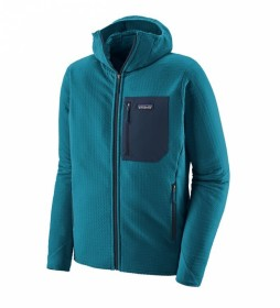 Patagonia Jacket R2 TechFace blue / 485g