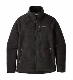 Patagonia Jacket Retro Pile black / 680g