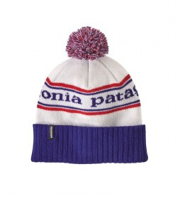 Patagonia Powder Town hat white, blue / 173g