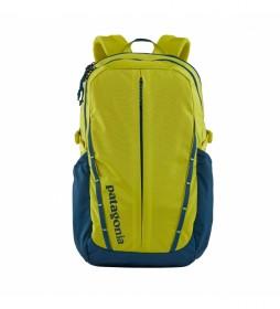 Mochila Refugio Pack 28L verde -48,3x30,5x20,3cm-