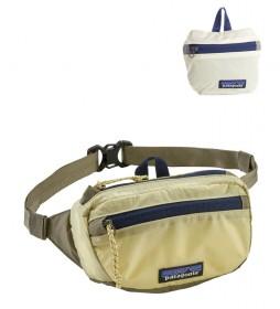 Patagonia Bum bag LW Travel beige / 1L / 99g / 36x24x45cm