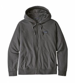 Patagonia Sweatshirt P-6 Label LW dark grey / 524g