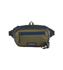 Patagonia Bum bag Ultralight Black Hole Mini Hip Pack dark green / 12x20.3x5cm / 1L