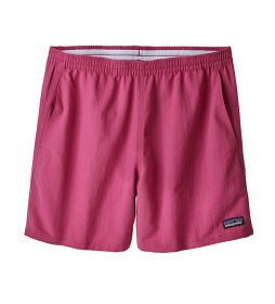 Patagonia Bermudas Baggies Lights rosa / 145g