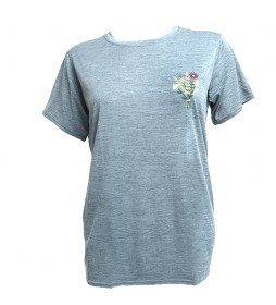 Camiseta Graphic azul