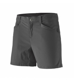 Shorts Women's Quandary 5 in gris