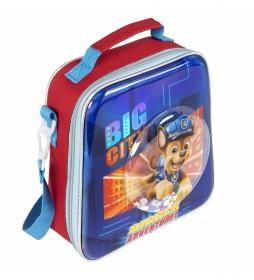 Neceser Comedor Confetti Paw Patrol Movie azul -22x23x8cm-