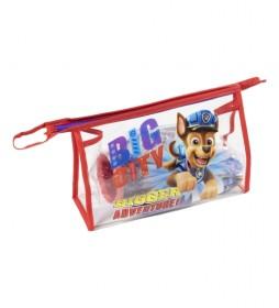 Neceser con set de aseo Patrulla Canina Movie azul -23x15x8cm-