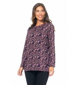 Blusa Estampada multicolor