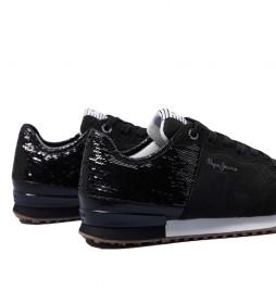 Zapatillas Archie Sequins negro