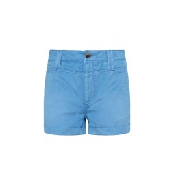Shorts Estilo Chino Balboa azul