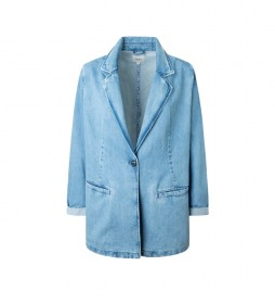 Blazer Dandy azul
