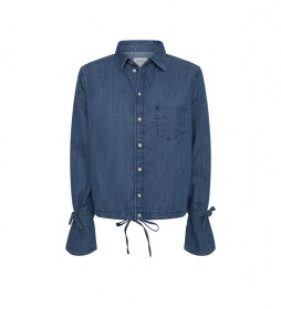 Camisa Allison Denim azul