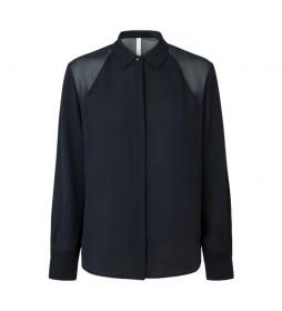 Camisa Lulu negro