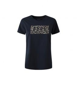 Camiseta Cristinas negro