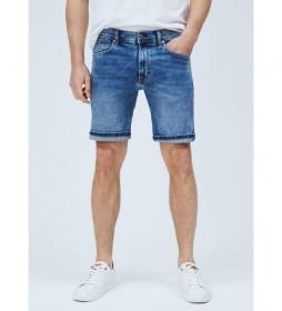 Shorts Denim Cane azul