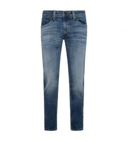 Jeans Cash azul