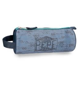 Estuche Pepe Jeans Pierce -23x9x9cm-
