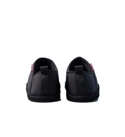 Zapatillas de Casa Home Basic negro