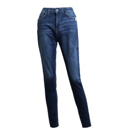 Jeans Dion Skinny Fit azul