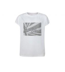 Camiseta Noe blanco