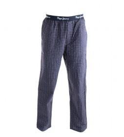 Pantalón pijama Lawley granate, marino