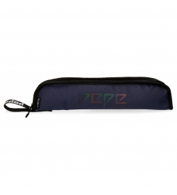 Porta Flauta Pepe Jeans Osset Azul -9x37x2cm-