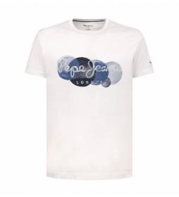 Camiseta Sacha blanco