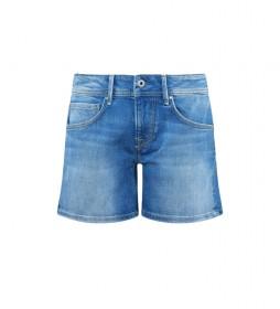 Shorts Denim Siouxie azul
