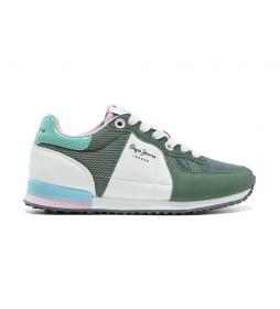 Zapatillas Sydney Trend Girl verde