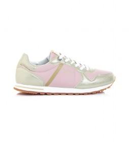 Zapatillas Verona W Mix rosa