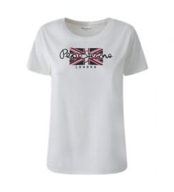 Camiseta Zaidas blanco