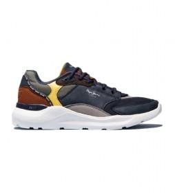 Zapatillas Combinadas Brooks Tech multicolor